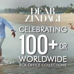 Dear Zindagi box office collection: Shah Rukh Khan and Alia Bhatt's slice of life PROUDLY enters the 100 crore club