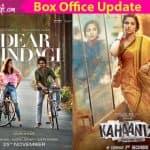 Will Shah Rukh Khan-Alia Bhatt's Dear Zindagi AFFECT Vidya Balan's Kahaani 2 - Durga Rani Singh?