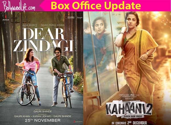 Will Shah Rukh Khan-Alia Bhatt's Dear Zindagi AFFECT Vidya Balan's Kahaani 2 – Durga Rani Singh?