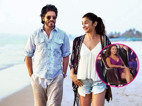 Is Shah Rukh Khan and Alia Bhatt's Dear Zindagi inspired