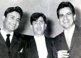 These pics of Dilip Kumar, Dev Anand, Raj Kapoor will make you nostalgic