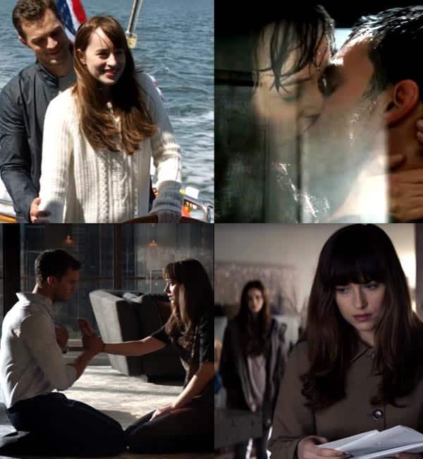 Fifty Shades Darker trailer 2: Dakota Johnson and Jamie Dornan up the STEAMY quotient with some thrills – watch video