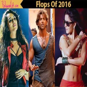 Katrina Kaif's Baar Baar Dekho, Hrithik Roshan's Mohenjo Daro, Shraddha Kapoor's Rock On 2 - 5 box office duds of 2016