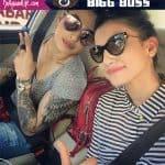 Hey Bani J, Gauahar Khan just sent you all the love to get through Bigg Boss 10