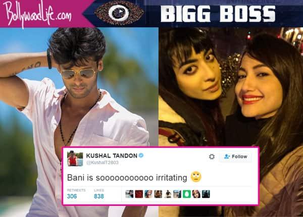Bigg Boss 10: Kushal Tandon's opinion of Bani J might ANNOY Gauahar Khan