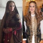 From sangeet to wedding, here's how Hazel Keech nailed the Punjabi bride look