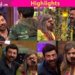 The Kapil Sharma Show: Sunny Deol and Bobby Deol were a laugh riot on the episode