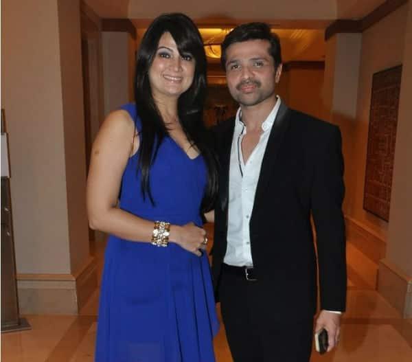 Himesh Reshammiya and wife Komal OPEN UP on extra marital affair being the reason behind their divorce