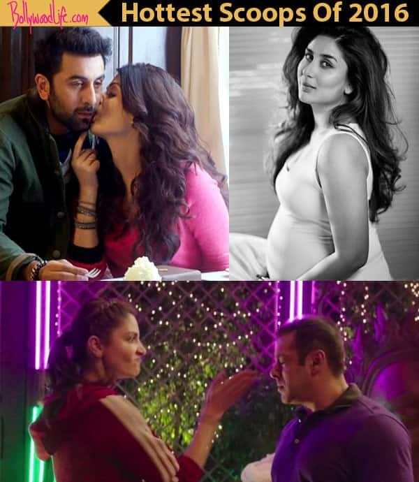 Kareena Kapoor Khan's pregnancy, Anushka Sharma slapping Salman Khan – 10 exclusives we broke in 2016
