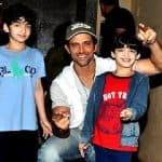 Hrithik Roshan's tips on parenthood proves he is totally DADDY COOL