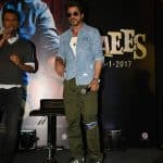 Shah Rukh Khan's smoldering avatar at the Raees trailer launch is giving us inferiority complex - view HQ pic