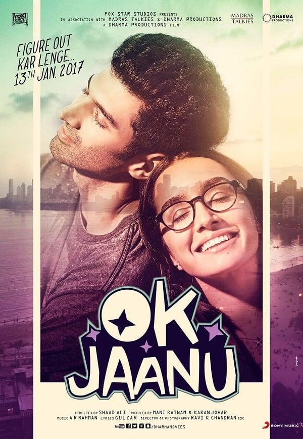 OK JAANU (2017) con SHRADDHA KAPOOR + Jukebox + Sub. Español + Online IMG-20161210-WA0000