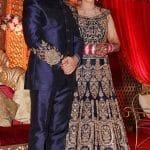Kamya Punjabi, Digangana Suryavanshi, Arvind Vegda grace Aman Verma-Vandana Lalwani's reception - view pics!