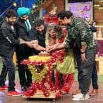 When team Kapil Sharma played a prank on Ali Asgar - view HQ pics!