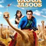 Jagga Jasoos poster: Ranbir Kapoor and Katrina Kaif take off on an ostrich for a fun-filled ride