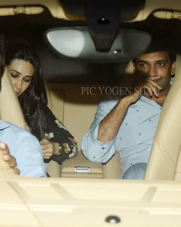 Karisma Kapoor to go on a romantic holiday with boyfriend Sandeep?