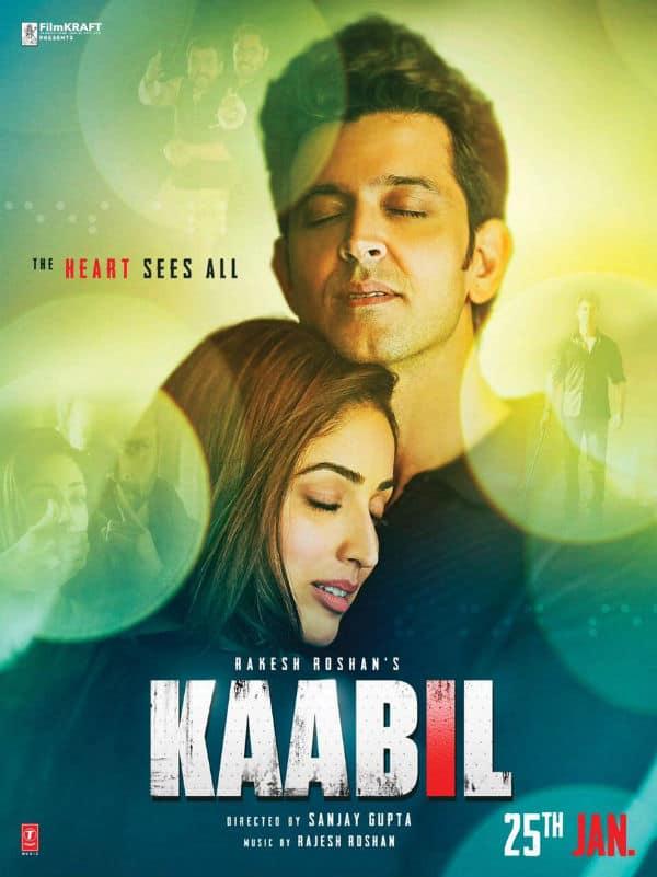Hrithik Roshan's Kaabil's second trailer to release on December 20
