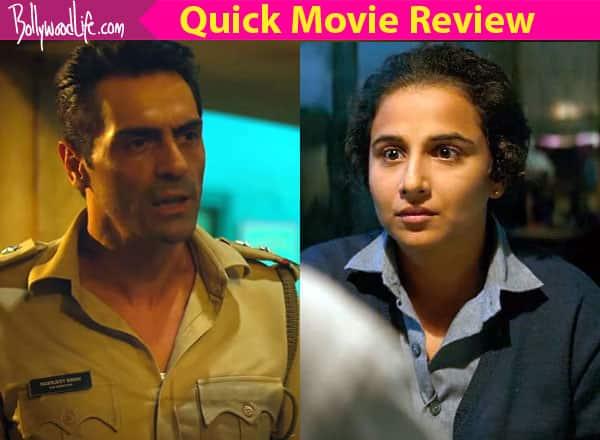 Kahaani 2 quick movie review: Vidya Balan and Arjun Rampal are terrific in this engaging thriller
