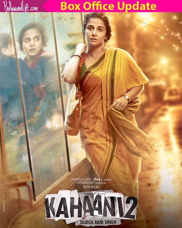 Kahaani 2 box office collection day 6: Vidya Balan's film earns Rs 22.71 crore