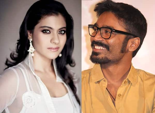 Kajol to team up with Dhanush for VIP 2?