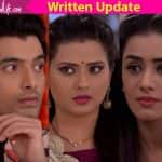 Kasam Tere Pyaar Ki 9 January 2017 Written Update of Full Episode: Rishi and Malaika get married depite Tanuja's disapproval