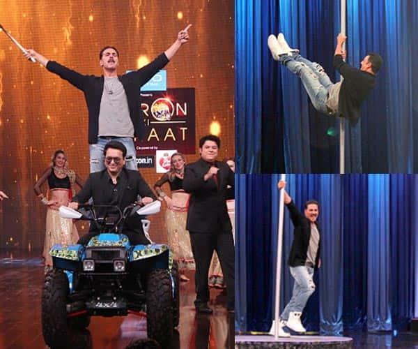 Yaaron Ki Baraat grand finale: Akshay Kumar's pole dance was the highlight of the episode