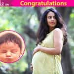 Manasi Parekh shares FIRST LOOK of her awwdorable baby girl!