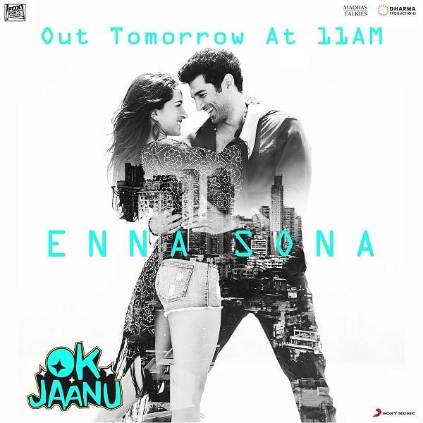 Shraddha Kapoor and Aditya Roy Kapur look awwdorable in the latest still of OK Jaanu