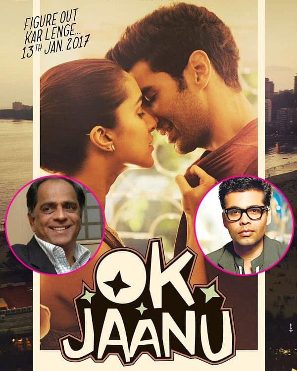 Karan Johar is like my son, can come ekdum befikre for OK Jaanu, says CBFC chief Pahlaj Nihalani