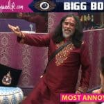 Not just season 10, but Om Swami is the most ANNOYING contestant on Bigg Boss EVER