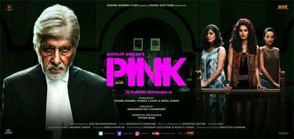 Amitabh Bachchan's Pink is the movie India needed the most in the year 2016, here's why