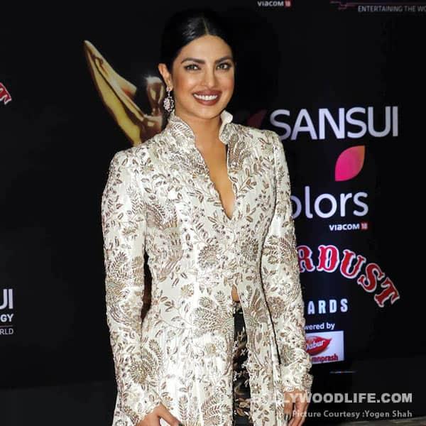 Stardust Awards 2016: Priyanka Chopra's heartwarming speech after winning the Global Icon Award will melt your heart – watch video