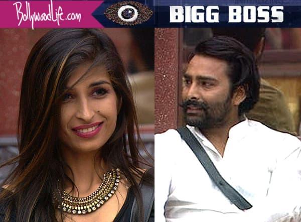Bigg Boss 10's Priyanka Jagga tries to flirt with Manveer Gurjar making him sweat for all the wrong reasons