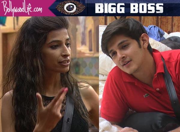 Ewww! Did Bigg Boss 10's Priyanka Jagga just SPIT on Rohan Mehra?