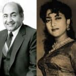 Did you know Suraiya gave Mohammad Rafi a place to do riyaz?