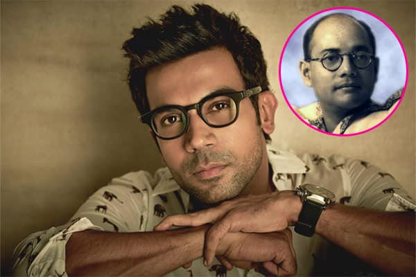 Rajkummar Rao to play Netaji Subhash Chandra Bose in his next