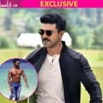 Just 6 seconds of Ram Charan getting out of the sea is enough to give us gym goals - watch video