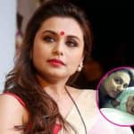 Rani Mukerji Chopra shares baby Adira's first pic on the eve of Befikre's release