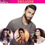 Hey Deepika Padukone and Anushka Sharma, Ranveer Singh reveals Vaani Kapoor is different from you - watch video