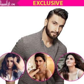 Hey Deepika Padukone and Anushka Sharma, Ranveer Singh reveals Vaani Kapoor is different from you – watch video