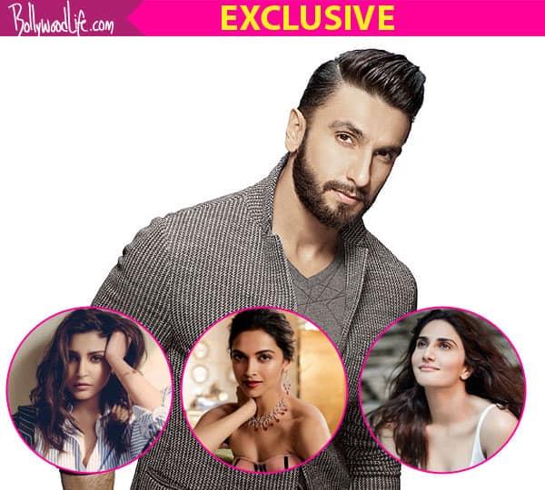 Hey Deepika Padukone and Anushka Sharma, Ranveer Singh reveals Vaani Kapoor is different from you – watch video