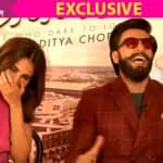 We asked Vaani Kapoor if she would join Tinder? Her answer had Ranveer Singh in splits! Watch video