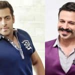 Salman Khan bumps into Vivek Oberoi at Shah Rukh Khan's house and things nearly got UGLY