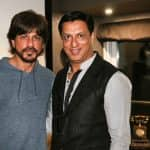 Shah Rukh Khan parties with Madhur Bhandarkar
