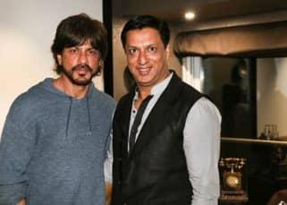 Shah Rukh Khan parties with Madhur Bhandarkar