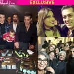 We know what happened at Salman Khan's intimate 51st birthday bash - watch video