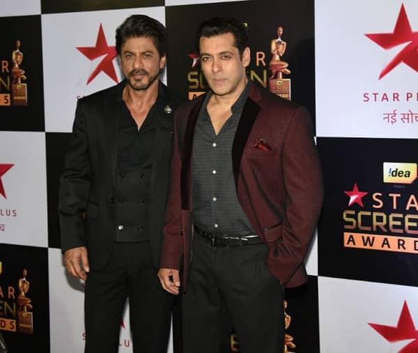 Shah Rukh Khan and Salman Khan confirm reuniting for a film – watch video