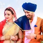 Sanaya Irani and Mohit Sehgal's official wedding album is here and it's everybit dreamy - view pics