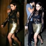 Sara Ali Khan will make your jaws drop with this racy black outfit - view pics