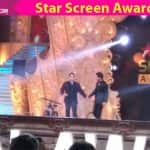 Star Screen Awards: Shah Rukh Khan and Salman Khan make a GRAND entry on cycles